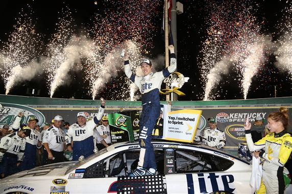 Parks Pit Report:  Quaker State 400 Presented by Advance Auto Parts