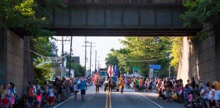 Winners Announced from Curwensville Fireman's Parade