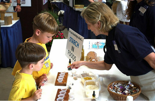 Learn to Eat and Live Healthier at the 'Family Room' at Ag Progress Days