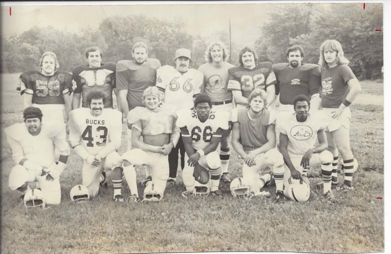 Central Pennsylvania Whitetail Bucks Semi-Pro Football Team to Hold Reunion