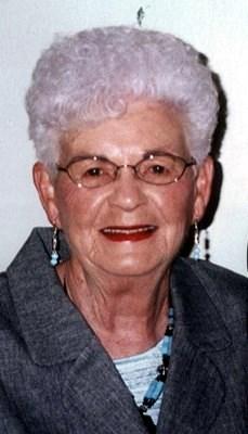 Obituary Notice: Martha J. Jordan