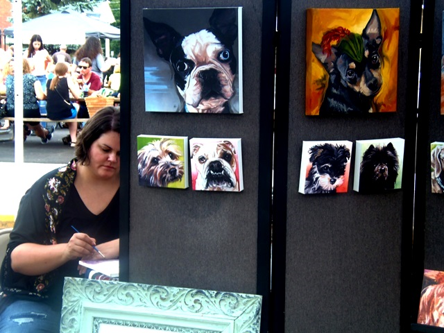 PHOTO SLIDESHOW: Clearfield Art on the River Today Festival