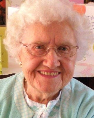 Obituary Notice: M. Madeline Hassinger