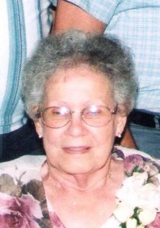 Obituary Notice: Marian A. Lewis