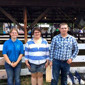 Winners Selected in Clearfield County Fair 4-H & FFA Royalty Contest