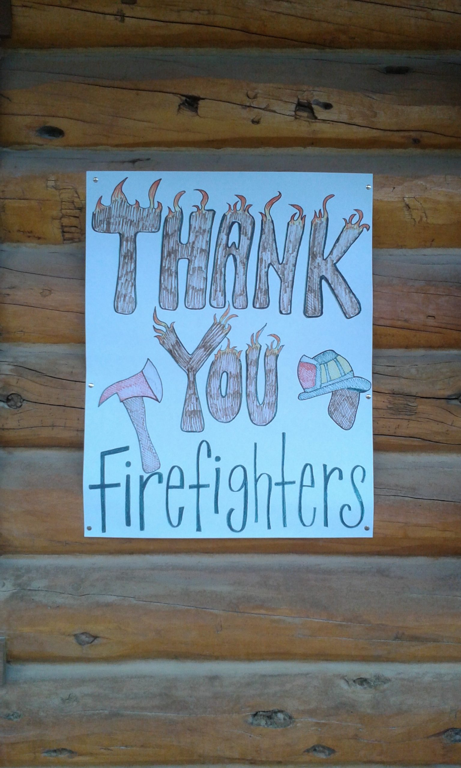 thank you sign 2