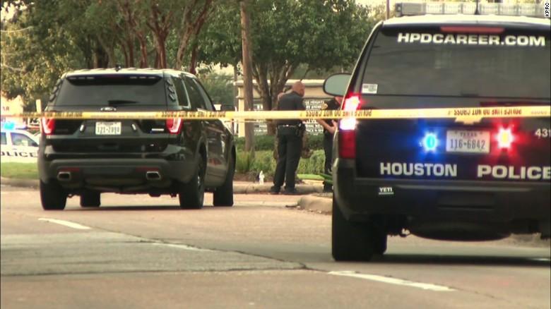 Houston shooting: Nine injured, suspect pronounced dead
