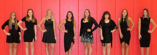Clearfield Student Council Announces Homecoming Court