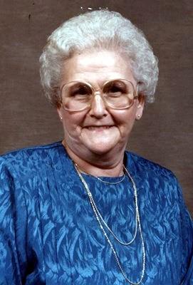 Obituary Notice: Erma M. Brown