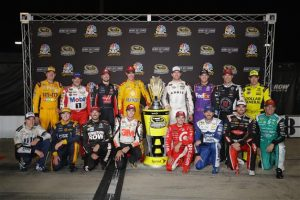 The field for the 2016 Chase has been set.