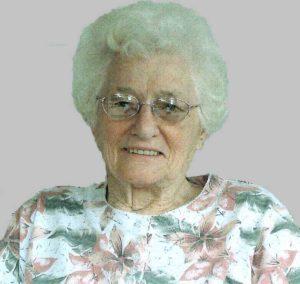 Obituary Notice: Elizabeth (Betty) Finney Kephart (Provided photo)