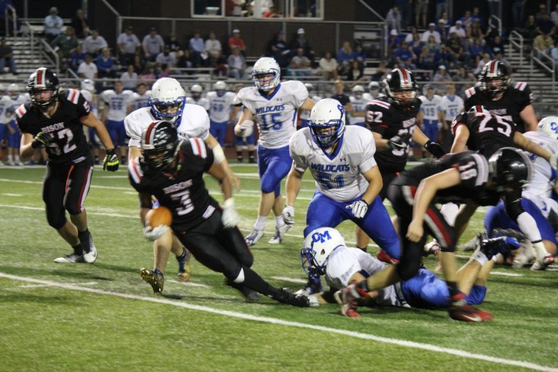 Strong Defense and Tough Running Push Clearfield Past Central Mountain