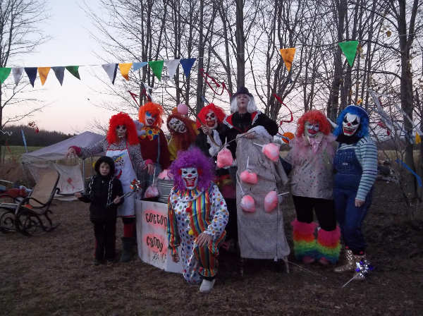 Kylertown Haunted Hayride is Oct. 28-29