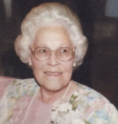 Obituary Notice: Thelma S. Trout