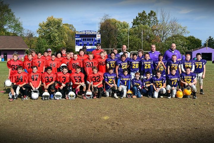 Clearfield Pee Wee 6th Graders Travel to Bishop Guilfoyle