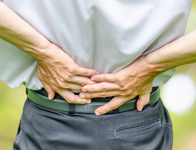 The Medical Minute: Back Pain Often Treatable Without Surgery