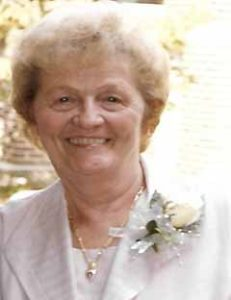 Obituary Notice: Margaret Marlene Bainey