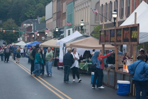 SWAY SLIDESHOW: Clearfield Fall Festival