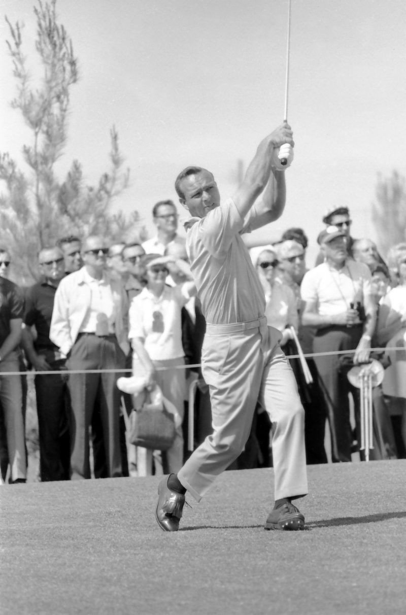 Remembering Arnold Palmer: The People's Champion