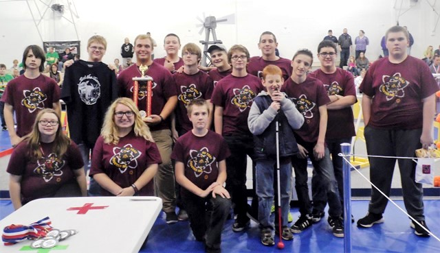 Clearfield Robotics Team Gains School Board's Support