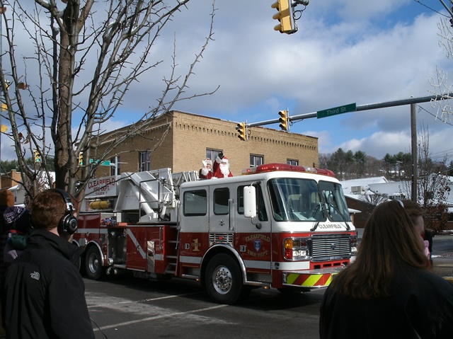 Clearfield Christmas Parade is Saturday