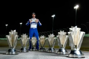 Seven is now a reality in NASCAR's modern era.