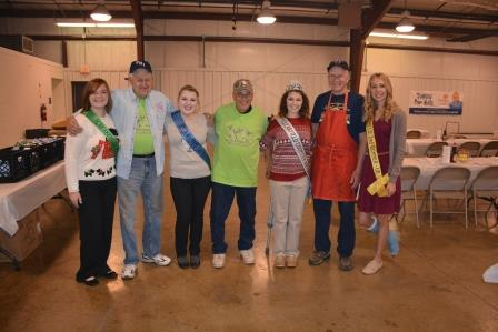 Clearfield Co. Fair Queens for a Cause Hosts Successful Benefit Breakfast