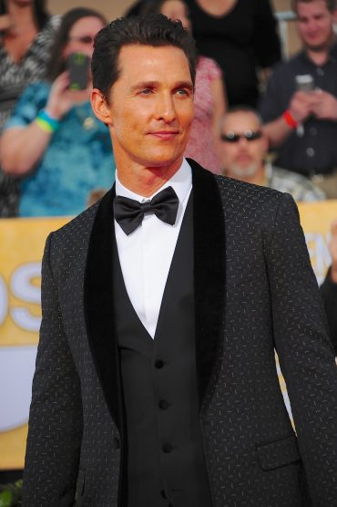 Matthew McConaughey on the night he told his dad he wanted to be an actor