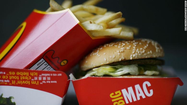 McDonald's Big Mac creator dies