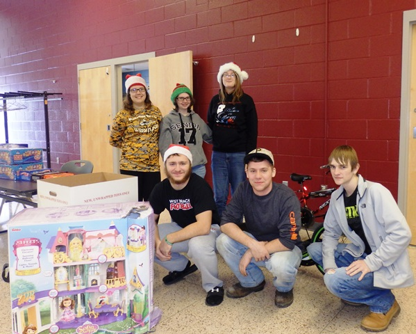 CCCTC Students to Hold Fundraiser, Collection for Toys for Tots