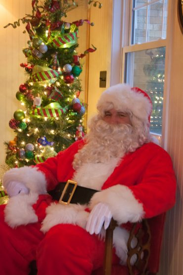 Santa to Have Visiting Hours this Holiday Season in Downtown Clearfield