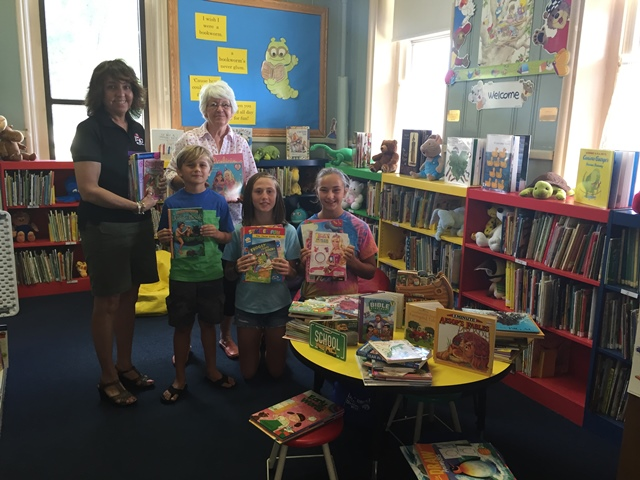 f36cd90335 Children s Books Delivered to Osceola Mills Library