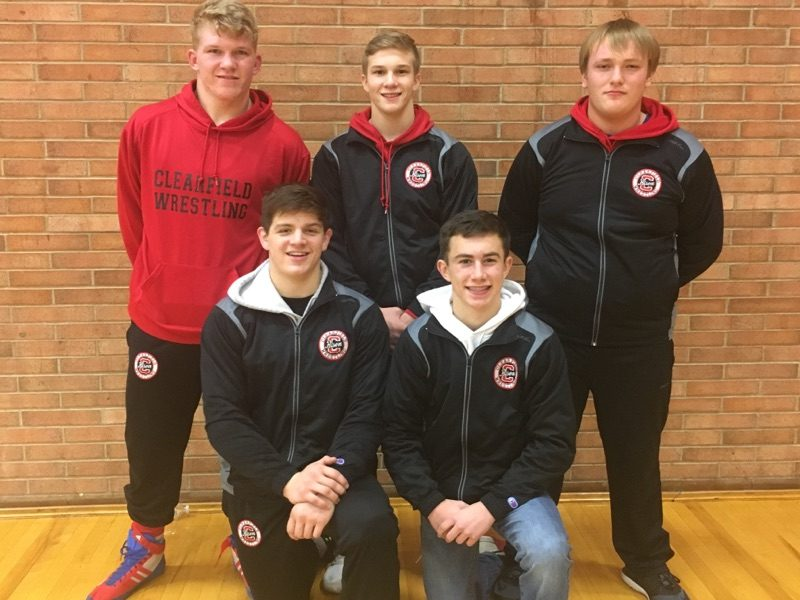 Bison Wrestlers Place Five at Top Hat Tourney; McGonigal Earns Second Crown