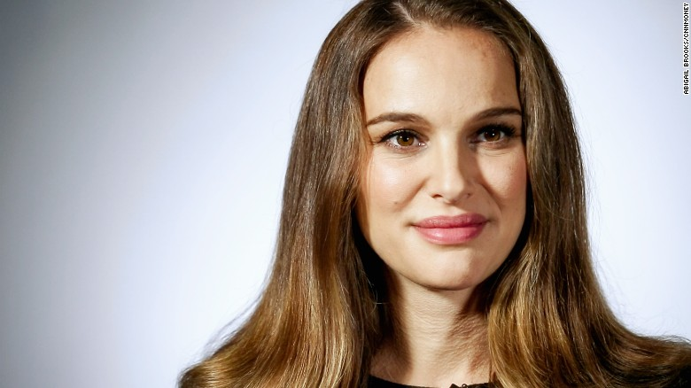 Natalie Portman on the greatest thing about being human
