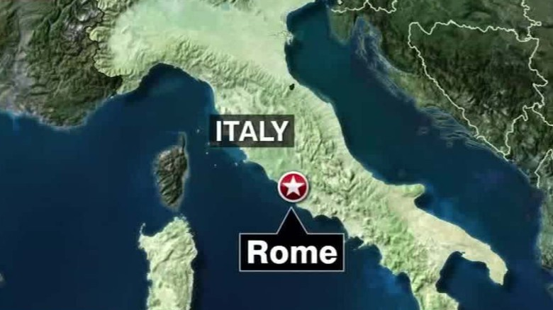 Rome metro evacuated as powerful earthquakes rock Italy