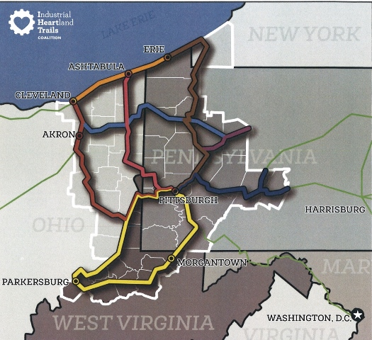1,400-Mile Industrial Heartland Rail-to-Trail to Top Annual Meeting