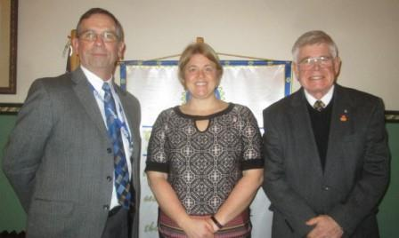 Clearfield Rotary Learns About Red Cross Programs, Services