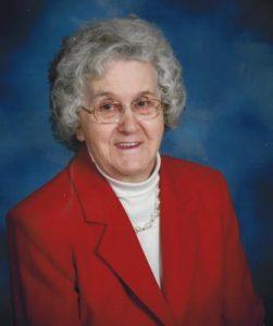 Obituary Notice: Matilda Leskovansky (Provided photo)