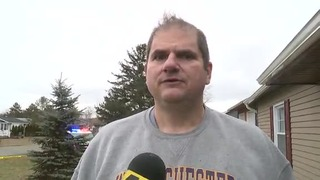 VIDEO: PA: Car Crashes into Man's Living Room