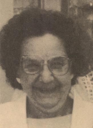Obituary Notice: Norma Jean Ogden