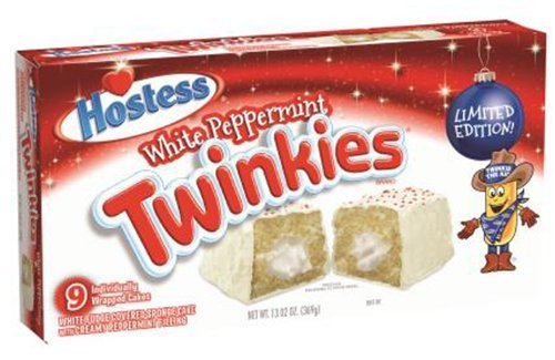 ostess has recalled the multipack boxes, with nine cakes in each, in response to a recall by Blommer Chocolate Co., which produced the confectionery coating used on the holiday Twinkies.