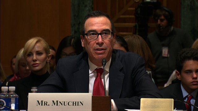 Steven Mnuchin: 'I'd like us to raise the debt ceiling sooner rather than later'