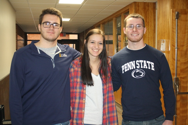 DuBois to Send Three Dancers to THON