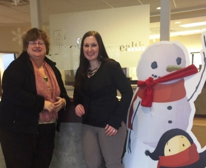 Winter Items Donated to Clearfield United Way