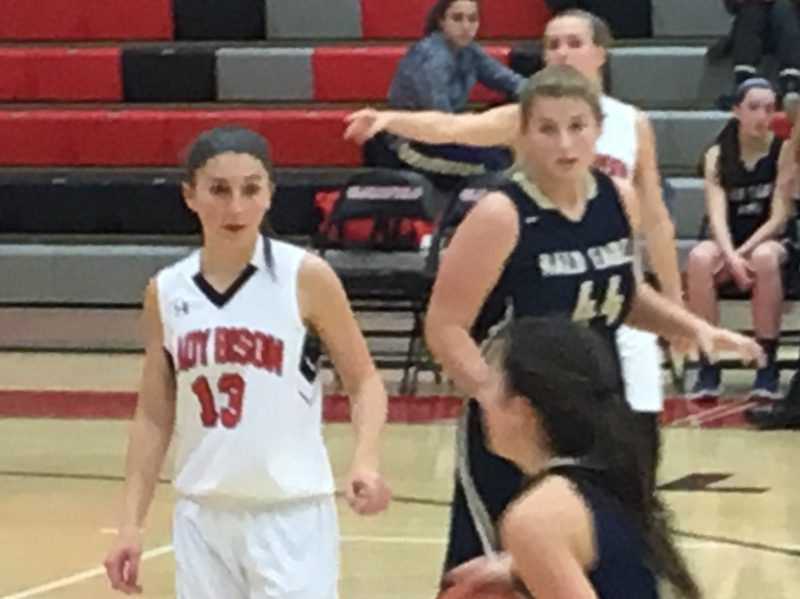 Quickness Leads to Turnovers, Turnovers Lead to Points in Lady Bison Victory