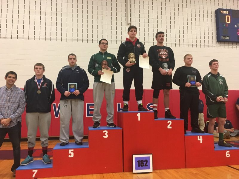 Bisons Finish Seventh at Ultimate Warrior; McGonigal Claims Second Title