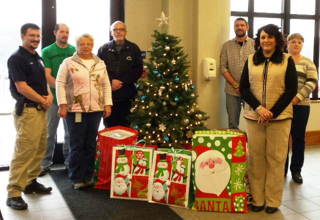 PennDOT Employees Give Back to the Community