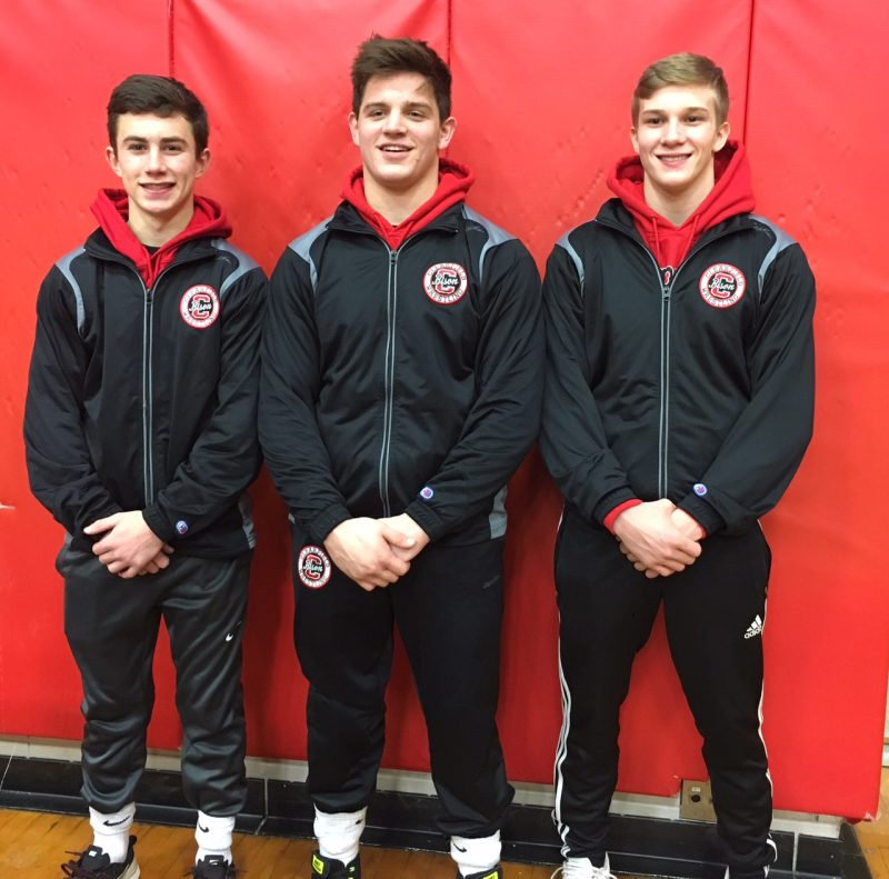 Bison Have Three Placewinners at Tool City, Place 10th Overall