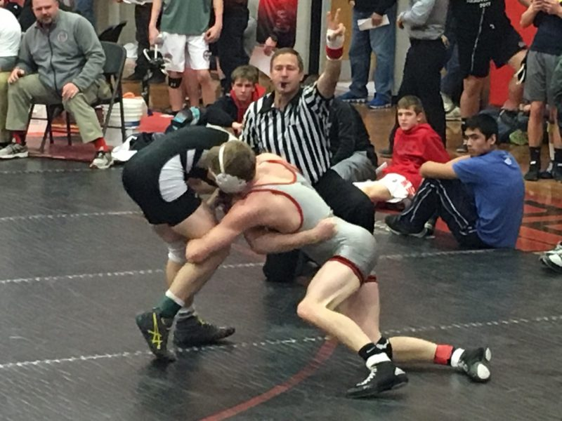 Bison Send Five to Quarterfinals of Tool City