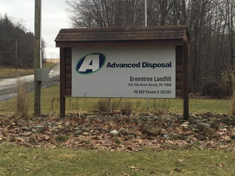Search for Missing Man Continues After Collapse at Greentree Landfill